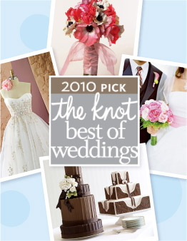 The Knot Best of Weddings 2010 Pick